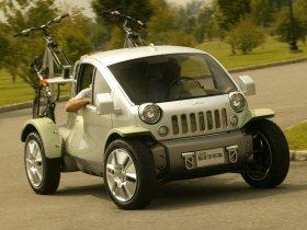 Ver foto 2 de Jeep Treo Concept 2004