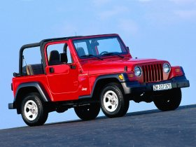 Ver foto 5 de Jeep Wrangler 1997