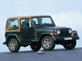 Ver foto 3 de Jeep Wrangler 1997