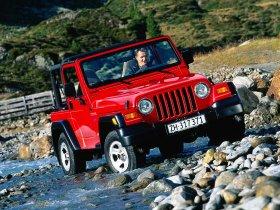 Ver foto 2 de Jeep Wrangler 1997
