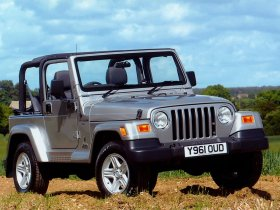 Fotos de Jeep Wrangler 1997