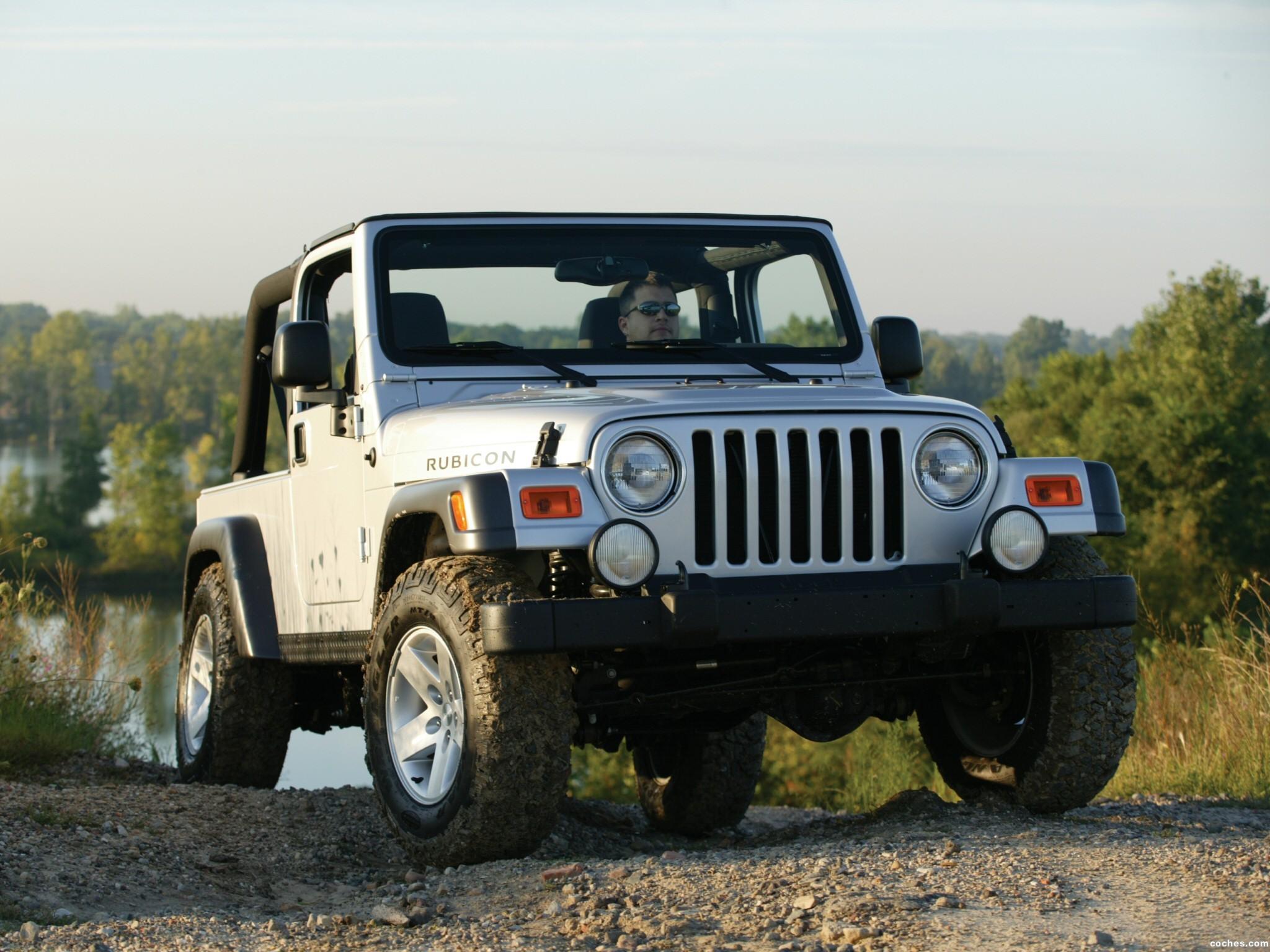 Foto 0 de Jeep Wrangler 2005