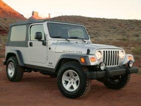 Ver foto 12 de Jeep Wrangler 2005