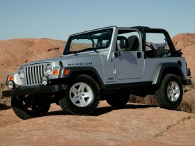 Ver foto 9 de Jeep Wrangler 2005