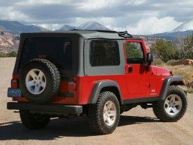 Ver foto 7 de Jeep Wrangler 2005