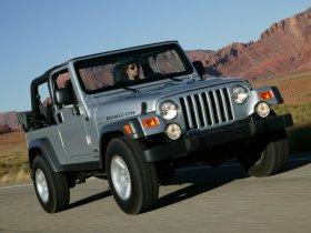 Ver foto 6 de Jeep Wrangler 2005