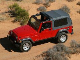 Ver foto 3 de Jeep Wrangler 2005