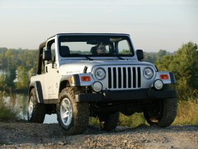 Fotos de Jeep Wrangler 2005