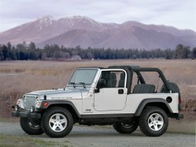 Ver foto 19 de Jeep Wrangler 2005