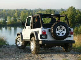 Ver foto 17 de Jeep Wrangler 2005