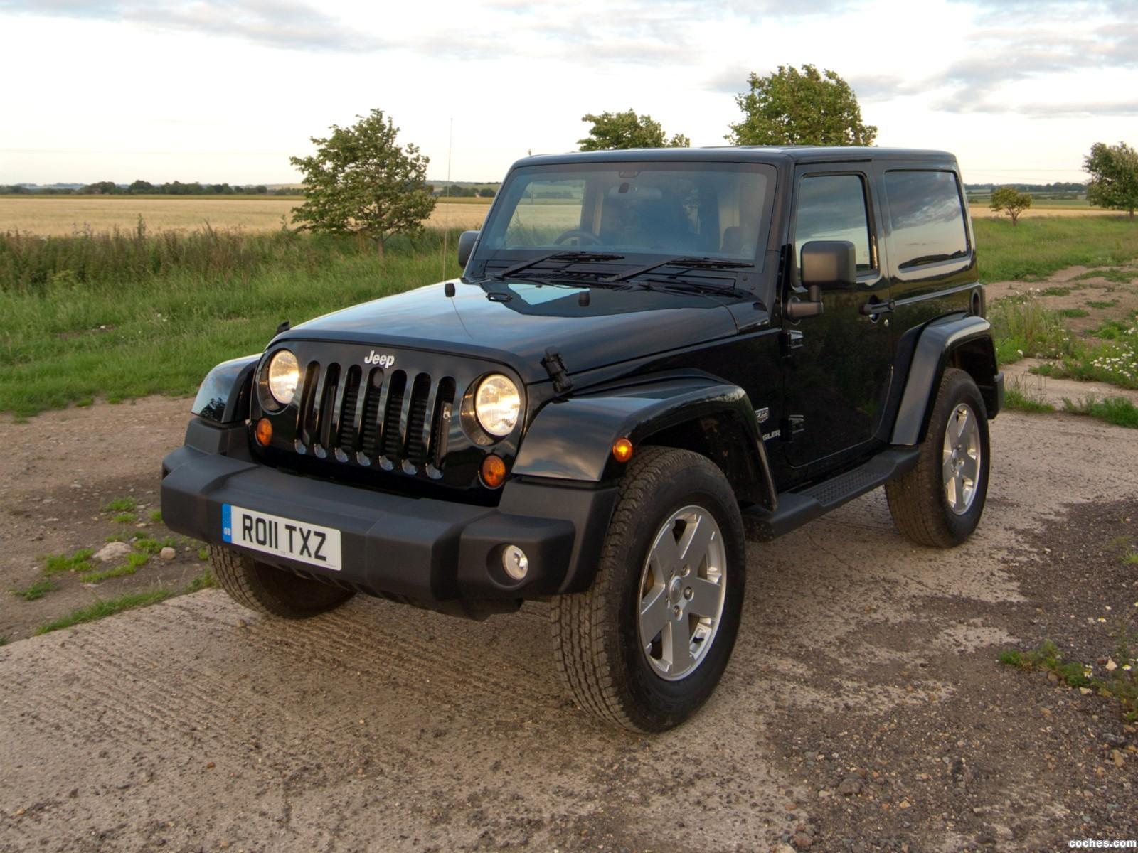 Foto 8 de Jeep Wrangler 70 Aniversario UK 2011