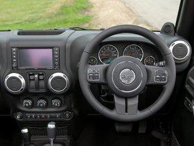 Ver foto 12 de Jeep Wrangler 70 Aniversario UK 2011
