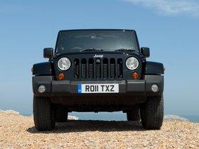 Ver foto 3 de Jeep Wrangler 70 Aniversario UK 2011