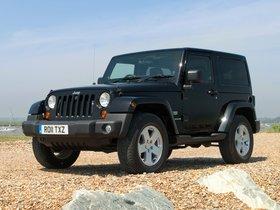 Ver foto 2 de Jeep Wrangler 70 Aniversario UK 2011