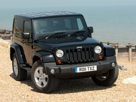 Fotos de Jeep Wrangler 70 Aniversario UK 2011