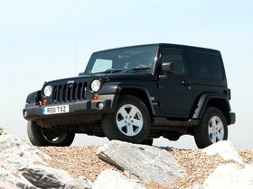 Ver foto 8 de Jeep Wrangler 70 Aniversario UK 2011