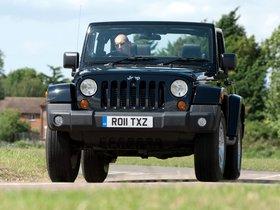 Ver foto 5 de Jeep Wrangler 70 Aniversario UK 2011