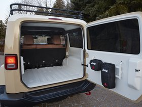 Ver foto 3 de Jeep Wrangler Africa Concept JK 2015