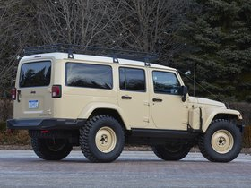 Ver foto 2 de Jeep Wrangler Africa Concept JK 2015