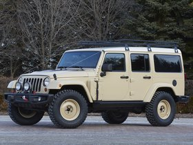 Ver foto 1 de Jeep Wrangler Africa Concept JK 2015