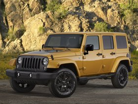 Ver foto 1 de Jeep Wrangler Altitude 2014
