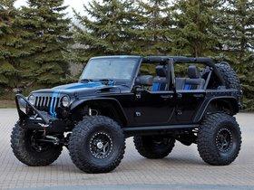 Fotos de Jeep Wrangler Apache Concept 2012