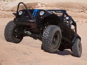 Ver foto 5 de Jeep Wrangler Apache Concept 2012