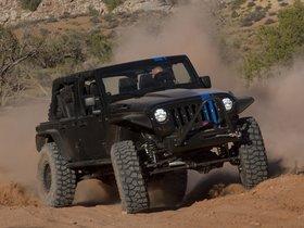 Ver foto 4 de Jeep Wrangler Apache Concept 2012