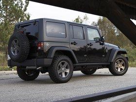 Ver foto 2 de Jeep Wrangler Call Of Duty Black Ops Edition 2010