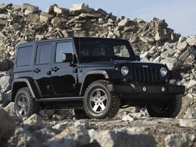 Fotos de Jeep Wrangler Call Of Duty Black Ops Edition 2010