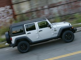 Ver foto 3 de Jeep Wrangler Call Of Duty MW3 Special Edition 2011