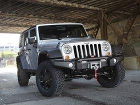 Ver foto 2 de Jeep Wrangler Call Of Duty MW3 Special Edition 2011