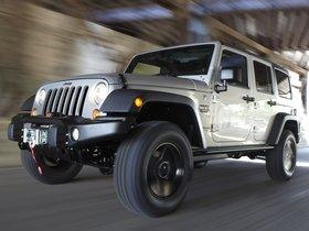 Ver foto 7 de Jeep Wrangler Call Of Duty MW3 Special Edition 2011