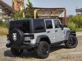 Ver foto 6 de Jeep Wrangler Call Of Duty MW3 Special Edition 2011