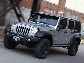 Ver foto 4 de Jeep Wrangler Call Of Duty MW3 Special Edition 2011
