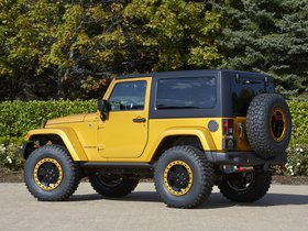 Ver foto 2 de Jeep Wrangler Copper Crawler 2013