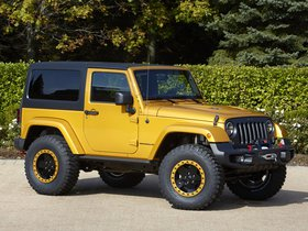 Fotos de Jeep Wrangler Copper Crawler 2013