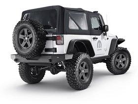 Ver foto 6 de Jeep Wrangler Dark Side Concept 2015