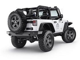 Ver foto 5 de Jeep Wrangler Dark Side Concept 2015