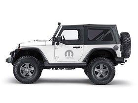 Ver foto 3 de Jeep Wrangler Dark Side Concept 2015