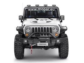 Ver foto 2 de Jeep Wrangler Dark Side Concept 2015
