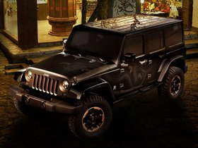 Ver foto 2 de Jeep Wrangler Dragon Concept 2012