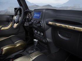Ver foto 10 de Jeep Wrangler Dragon Concept 2012