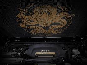 Ver foto 8 de Jeep Wrangler Dragon Concept 2012