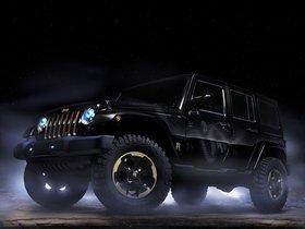 Ver foto 6 de Jeep Wrangler Dragon Concept 2012