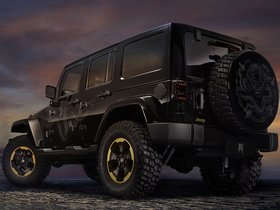 Ver foto 5 de Jeep Wrangler Dragon Concept 2012