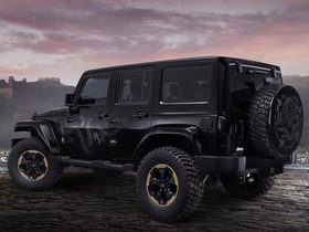 Ver foto 4 de Jeep Wrangler Dragon Concept 2012