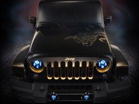 Ver foto 3 de Jeep Wrangler Dragon Concept 2012