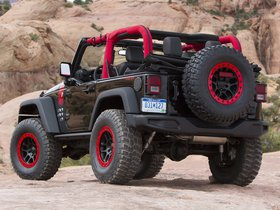 Ver foto 5 de Jeep Wrangler Level Red Concept 2014
