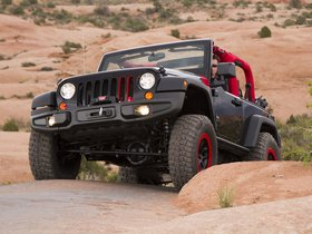 Ver foto 4 de Jeep Wrangler Level Red Concept 2014